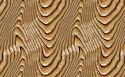 Kaskadenwelle gold